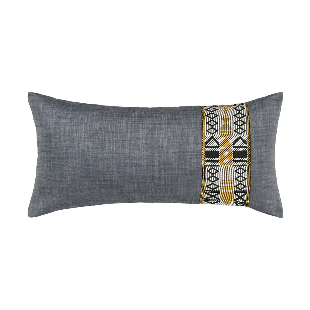 KENZA LUMBAR PILLOW IN HONEY