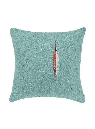 Soona Pillow in Turquoise