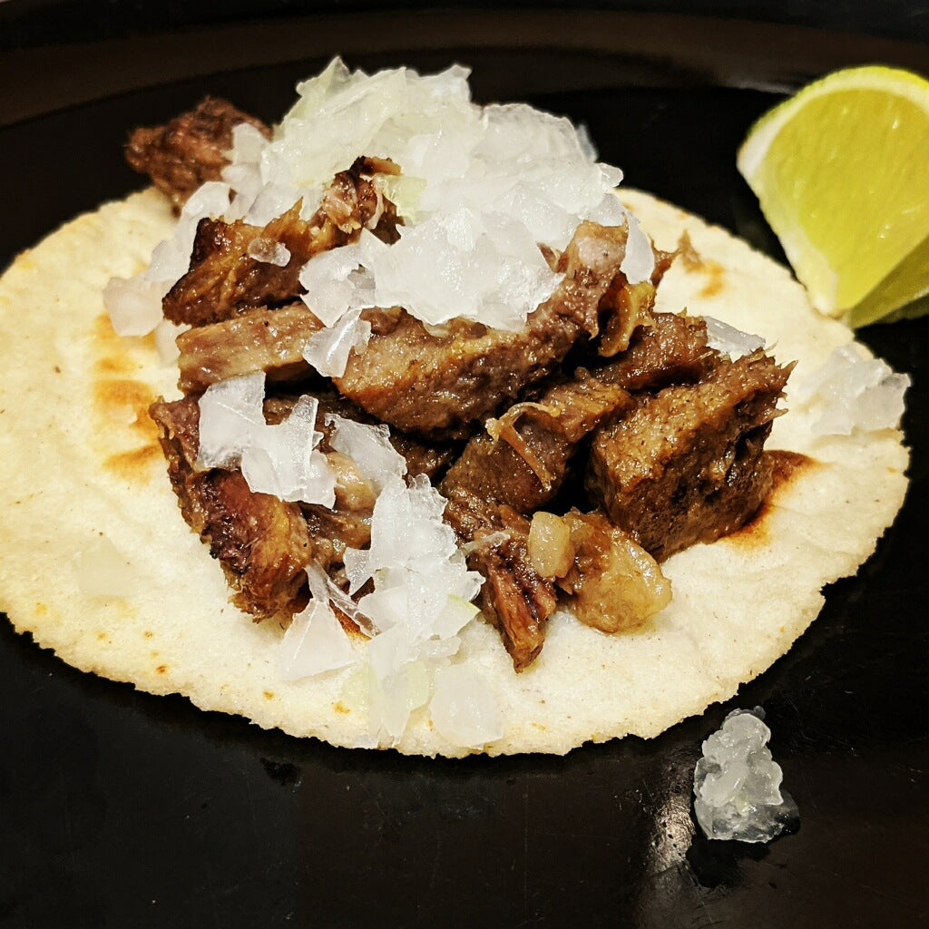 Recipe: Beef Tongue Tacos