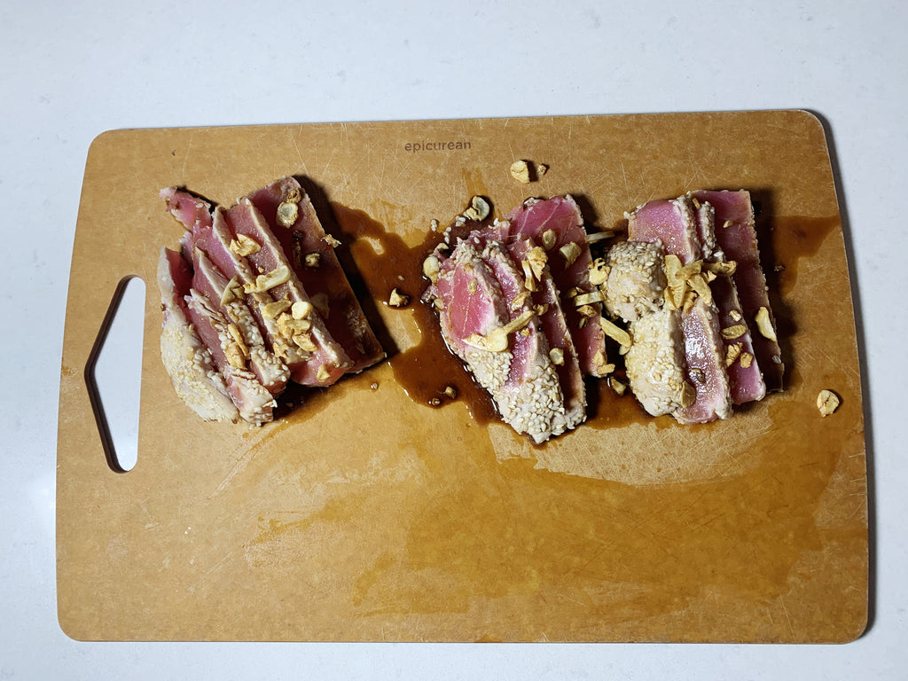 Recipe: Asian Seared Tuna