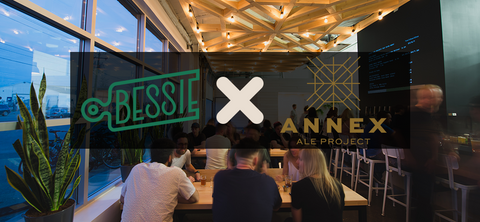 Bessie partners with Annex Ale Project