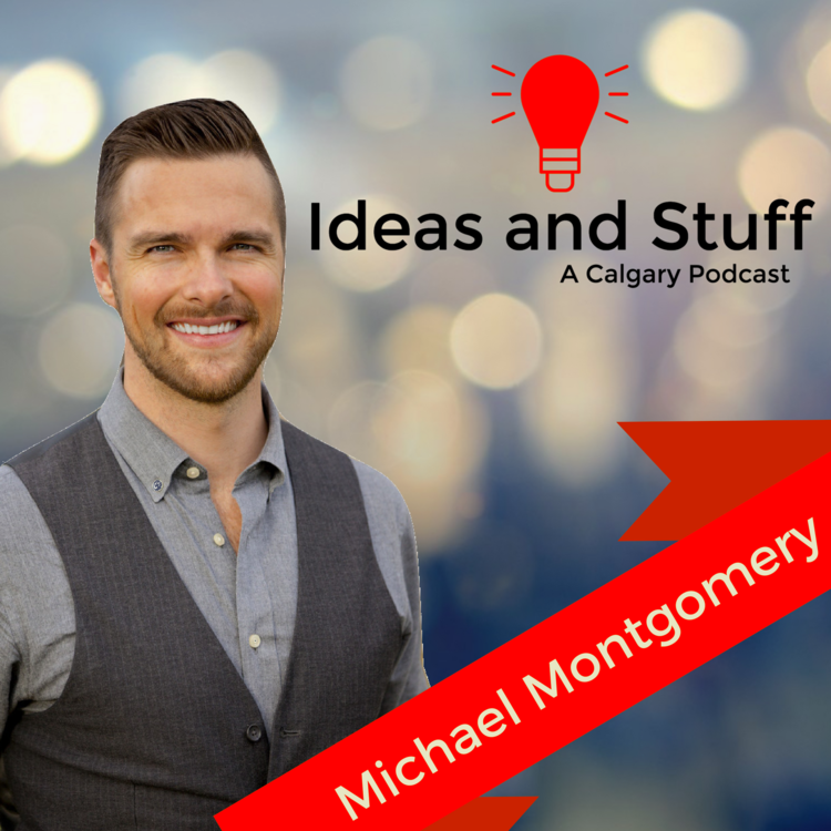 ideas and stuff episode 086 spencer kerber shanika abeysinghe