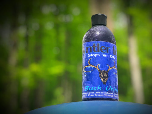 Buck Urine 8 oz bottle