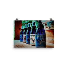 Load image into Gallery viewer, Antler Ice Bottle Poster