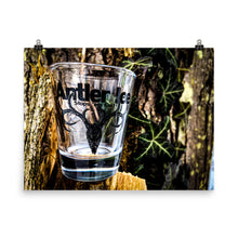 Load image into Gallery viewer, Antler Ice Shot Glass Poster