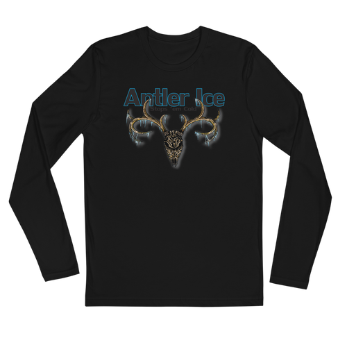 Antler Ice DTG OG Long Sleeve Fitted Crew (Multiple Color Options)
