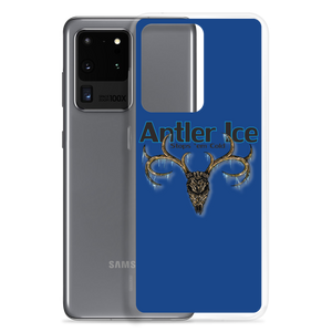 Antler Ice Blue Samsung Case