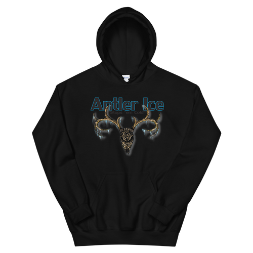 Antler Ice DTG OG Unisex Hoodies (Multiple Color Options)