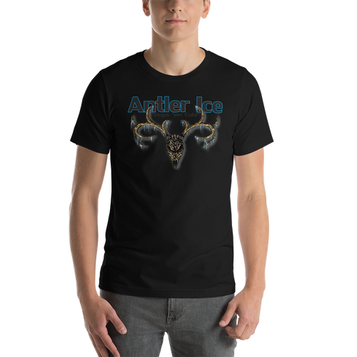 Antler Ice DTG OG Unisex T-Shirt (Multiple Color Options)
