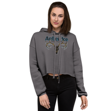 Load image into Gallery viewer, Antler Ice DTG OG Crop Hoodie (Multiple Color Options)