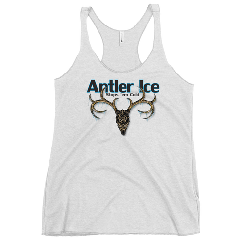 Antler Ice DTG OG Women's Racerback Tank (Multiple Color Options)