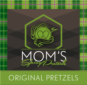 Original Spicy Pretzels - Full Case 7oz (12 Bags)