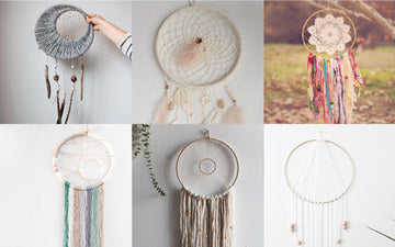 Simple Steps To Create Your Own Homemade Dream-Catcher