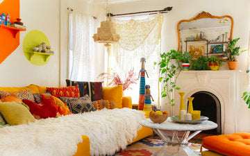 Boho Chic Interesting Décor Ideas for Your Home