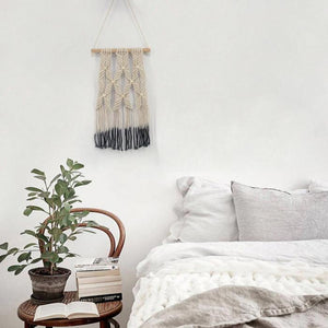 Slope Macrame Wall Hanging