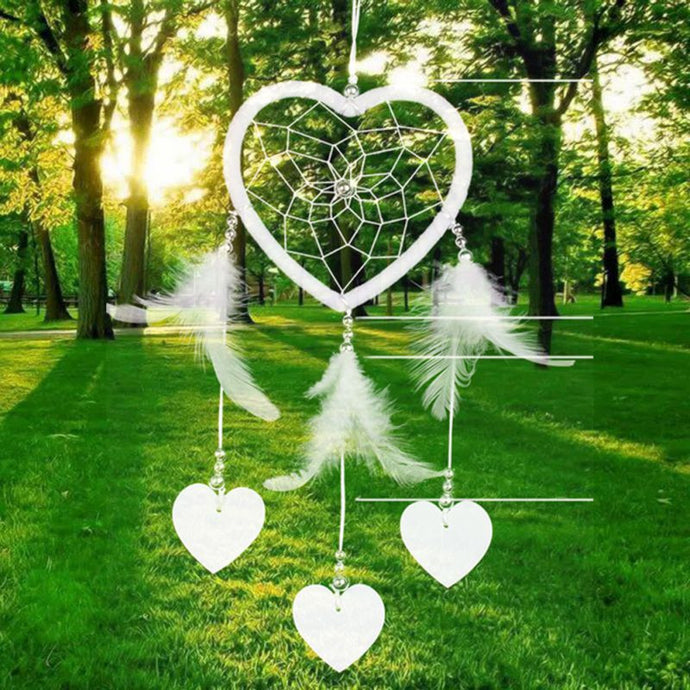 Hearts Dream Catcher