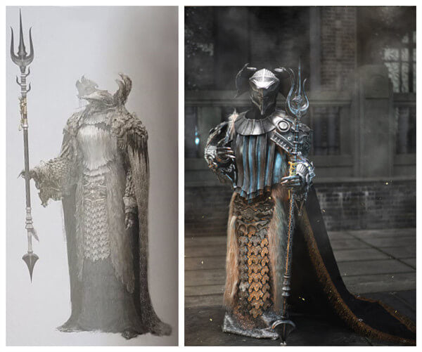 The Oracle Cosplay from CGarmors