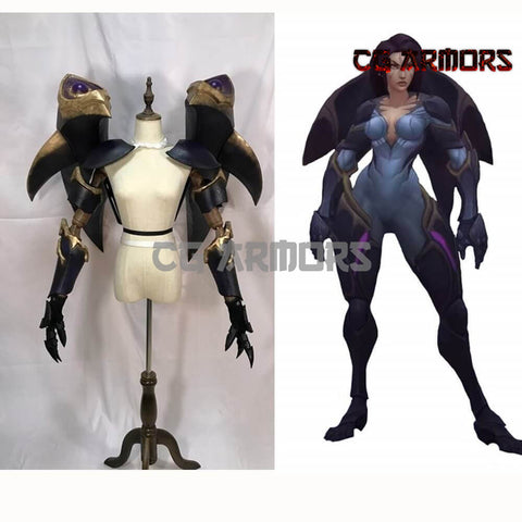 League Of Legends LOL Kaisa Daughter of the Void Cosplay Armor - cgarmors