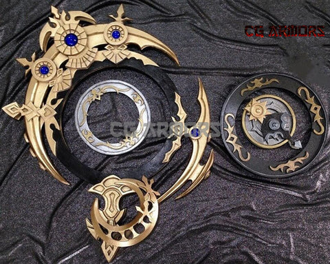 Final Fantasy XIV FF14 Astrologian Star Globe Cosplay Prop