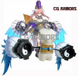 Fate Grand Order Lancer Tamamo No Mae Cosplay Weapon