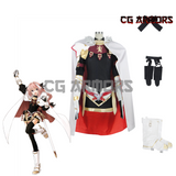 Fate Apocrypha Rider Of Black Astolfo Cosplay Costume - cgarmors