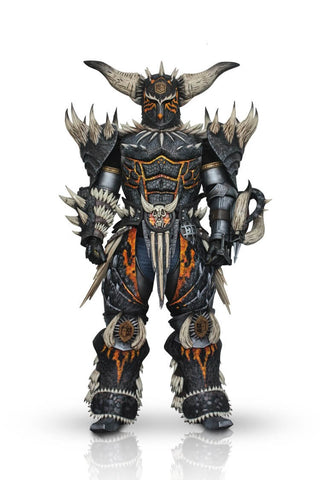 Monster Hunter World Nergigante Cosplay Armor & Weapon - cgarmors