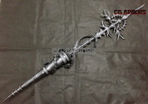 Trinity Blood Cain Nightroad Cosplay Weapon Prop