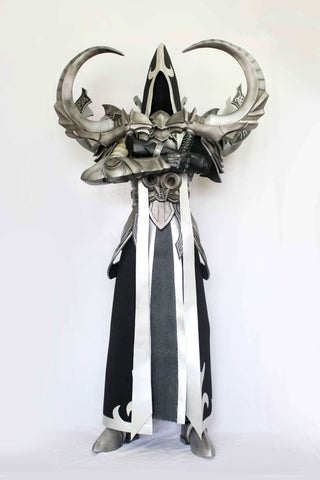 Diablo III: Reaper of Souls Angel of Death Malthael Copslay Armor - cgarmors
