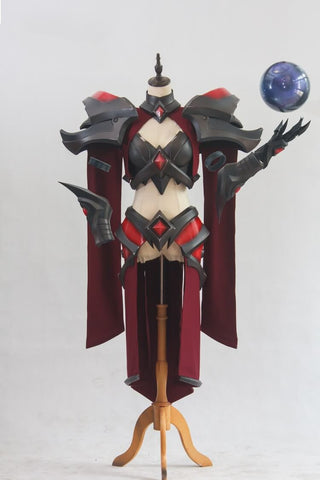 Blizzard Heroes of the Storm Li-Ming Whole Set Cosplay Costume