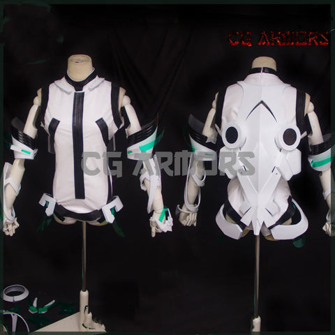 Expelled from Paradise Angela Balzac Combat Cosplay Armor