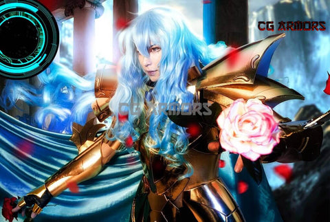 Saint Seiya Legend of Sanctuary LOS Aphrodite Cosplay Armor