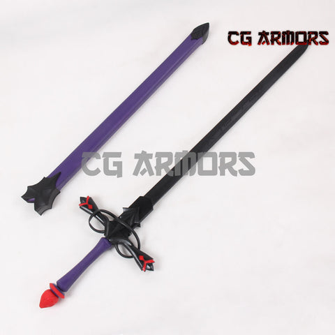 Fate Grand Order Ruler Joan Of Arc Jeanne D'Arc La Pucelle Cosplay Sword