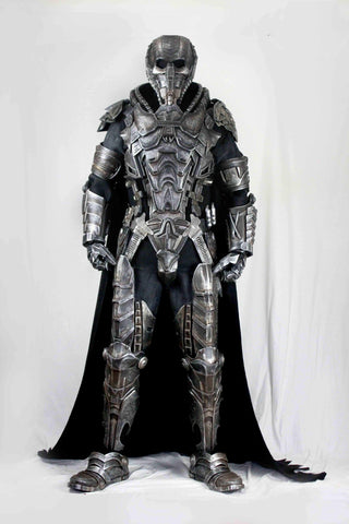 DC Movie Man of Steel General Zod Cosplay Armor