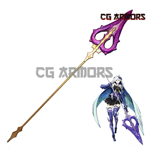 Fate Grand Order Fate Prototype Lancer Brynhildr Cosplay Spear