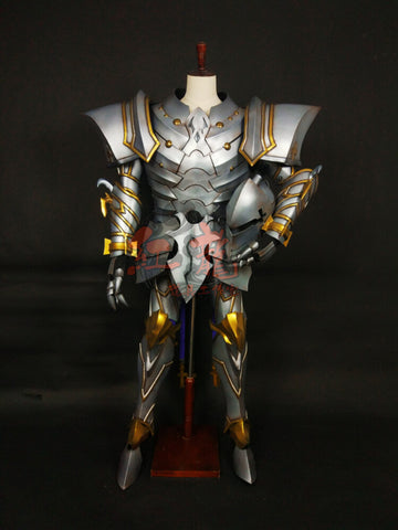 Fate Grand Order Knight of the Lake Lancelot Cosplay Armor