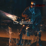 The Terminator T800 Cosplay Armor