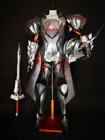 Fate Grand Order Knight Of Treachery Mordred Cosplay Armor