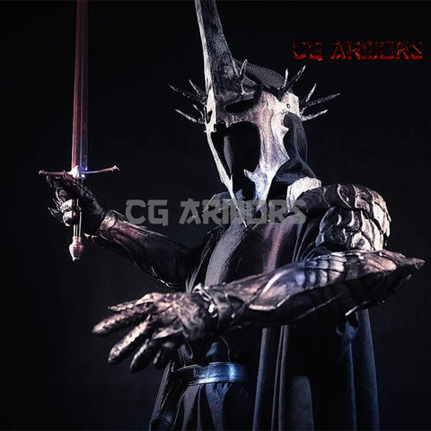 The Lord of the Rings Ringwraith Nazgul Witch-king of Angmar Cosplay Armor - cgarmors