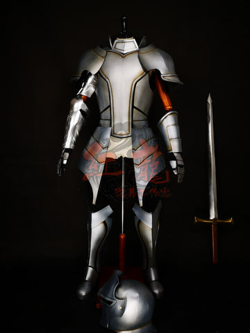 Fate Grand Order Knight of Round Table Saber Sir Bedivere Copslay Armor