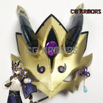 Fate Grand Order Saber Lanling Wang Gao Changgong Cosplay Mask - cgarmors