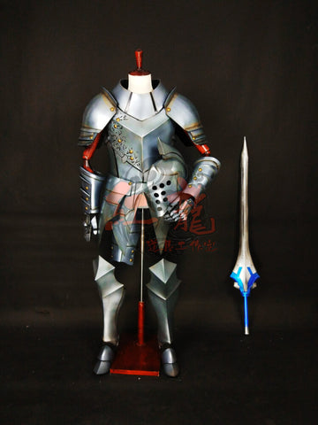 Fate Grand Order Fate Extra CCC Knights of the Round Table Saber Gawain Cosplay Armor