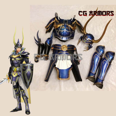 Dissidia Final Fantasy I Warrior Of Light Cosplay Armor - cgarmors