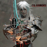 Fate Apocrypha Saber Of Black Siegfried Cosplay Armor - cgarmors