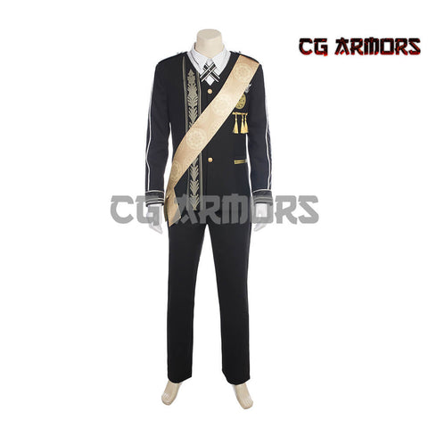 Final Fantasy XV Noctis Lucis Caelum Wedding Dress Cosplay Costume - cgarmors