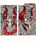 League Of Legends Scorn Of The Moon Diana Blood Moon Cosplay Mask