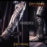 The Lord of the Rings Ringwraith Nazgul Witch-king of Angmar Cosplay Armor Details