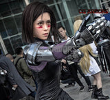 Alita: Battle Angel Alita Cosplay Costumes & Armors & Shoes & Wig - cgarmors