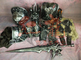 World Of Warcraft WOW Arthas Menethil Cosplay Armor Including