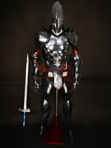 Fate Grand Order Agravain Cosplay Armor & Helmet & Weapon