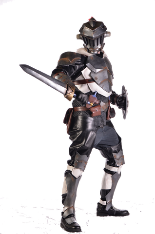 Goblin Slayer Whole Set Cosplay Armor & Shoes for Anime Fandom - cgarmors